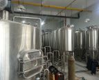 Four Furnace Brewery Installation