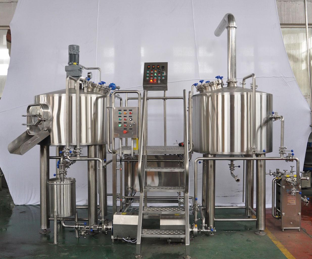 3BBL BrewFresh Brewhouse